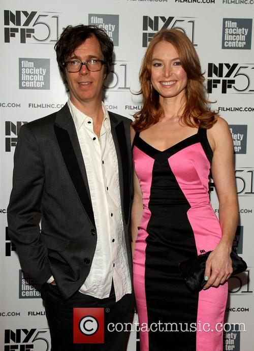 Ben Folds and Alicia Witt 1