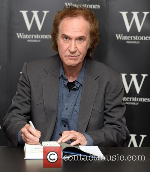 Ray Davies book signing