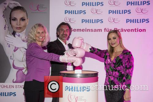 Charlotte Ruminak, Matthias Schafhauser and Regina Halmich 2