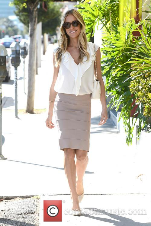 Kristin Cavallari Does Some Shopping in West Hollywood