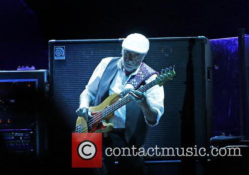 John McVie Bassist