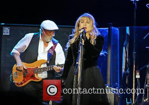 Stevie Nicks and John Mcvie 6