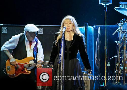 Stevie Nicks and John Mcvie 7