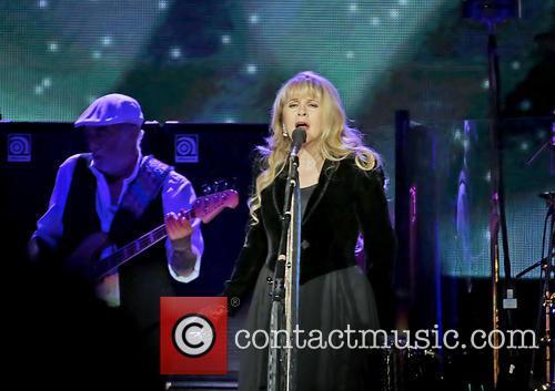 Stevie Nicks and John McVie 5