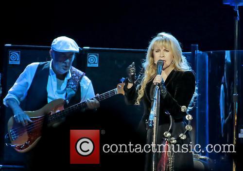 Stevie Nicks and John McVie 6