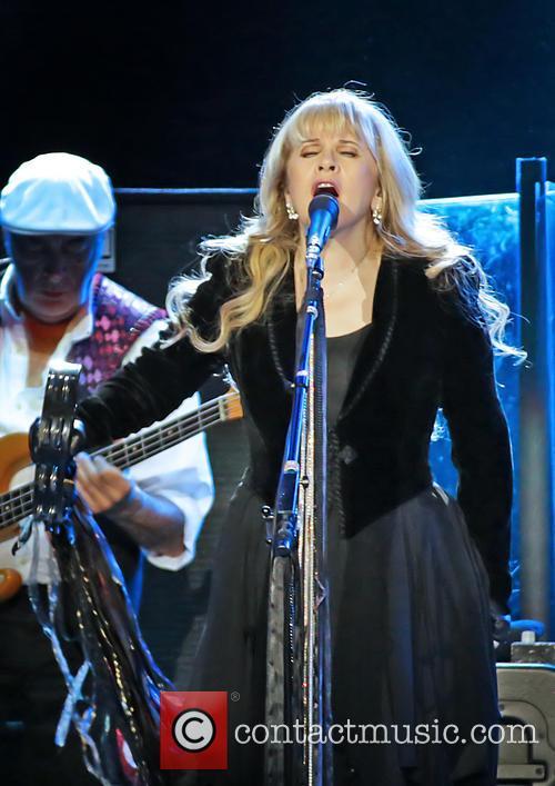 Stevie Nicks and John McVie 8