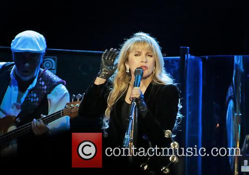stevie nicks john mcvie fleetwood mac performing in 3887785
