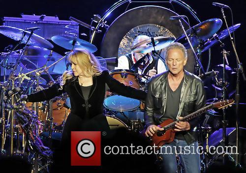 Stevie Nicks and John McVie 11