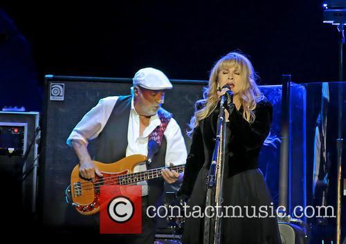 Stevie Nicks and John McVie 12