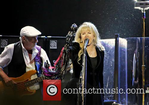 Stevie Nicks, John McVie, Manchester Arena
