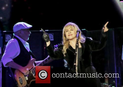 Stevie Nicks and John McVie 14