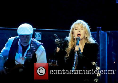 Stevie Nicks and John McVie 15
