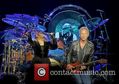 Stevie Nicks, Lindsay Buckingham, Manchester Arena