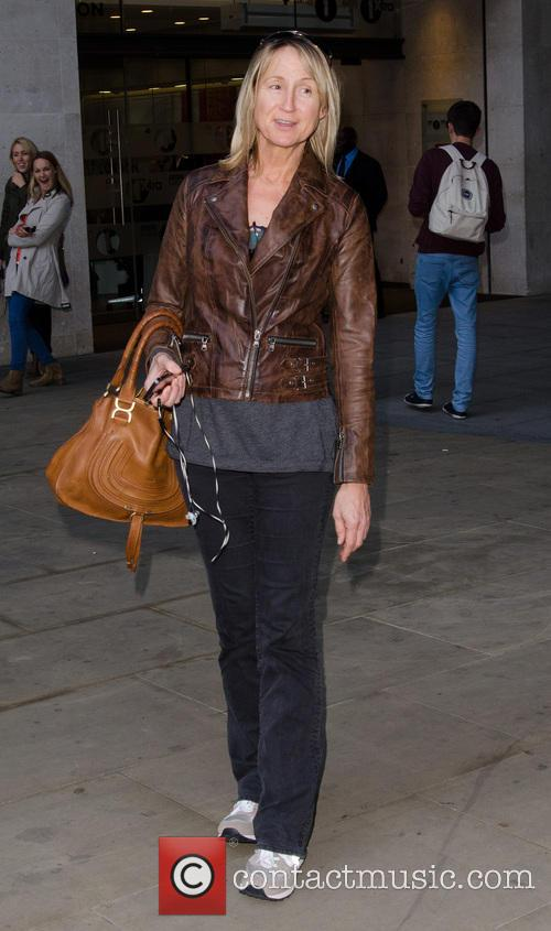 Carol McGiffin Leaving Radio 1 Studios