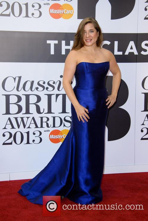 Alisa Wellerstein, Brit Awards, Royal Albert Hall
