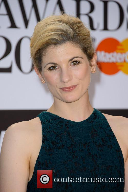 jodie whittaker the classic brit awards 2013 3888654
