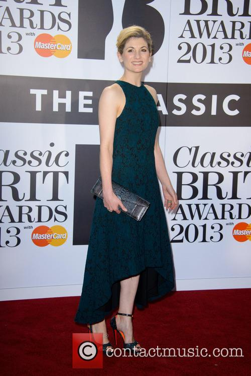 jodie whittaker the classic brit awards 2013 3888660