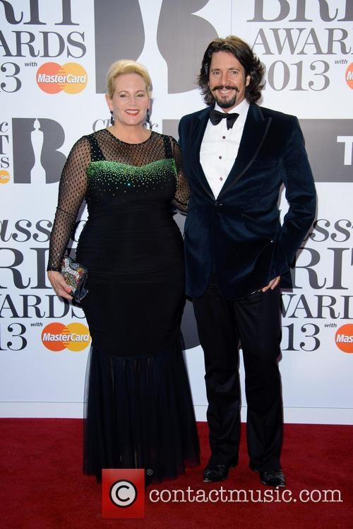 Laurence Llewelyn-Bowen, Brit Awards, Royal Albert Hall
