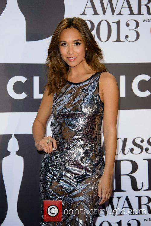 myleene klass the classic brit awards 2013 3888720