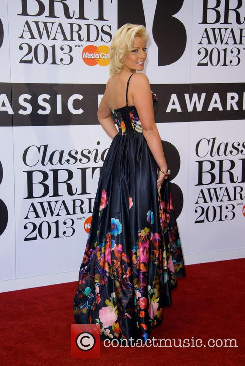 natalie coyle the classic brit awards 2013 3888665