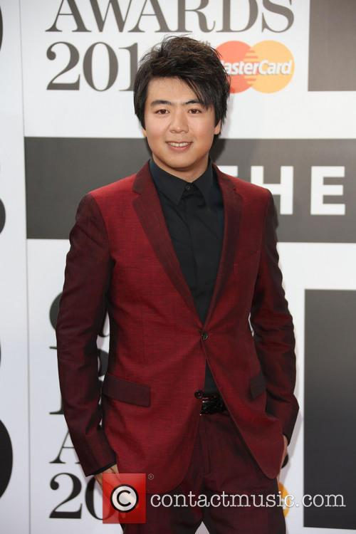 Lang Lang, The Brit Awards