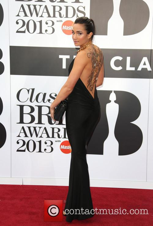 laura wright the classic brit awards 2013 3888748