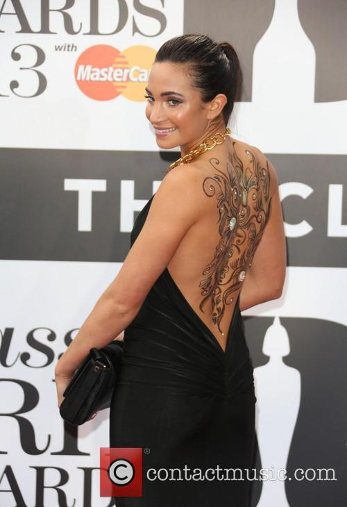laura wright the classic brit awards 2013 3888757