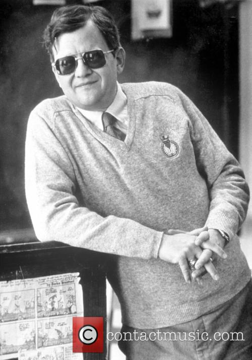 Writer Tom Clancy