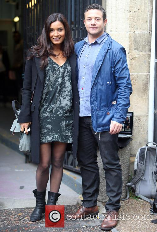 Shelley Conn and Warren Brown 1