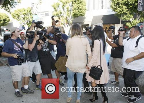 Khloe Kardashian and Kylie Jenner 9