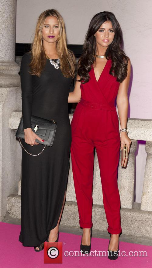 Guest and Lucy Mecklenburgh 2