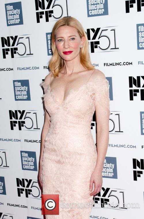 Cate Blanchett, Alice Tully Hall