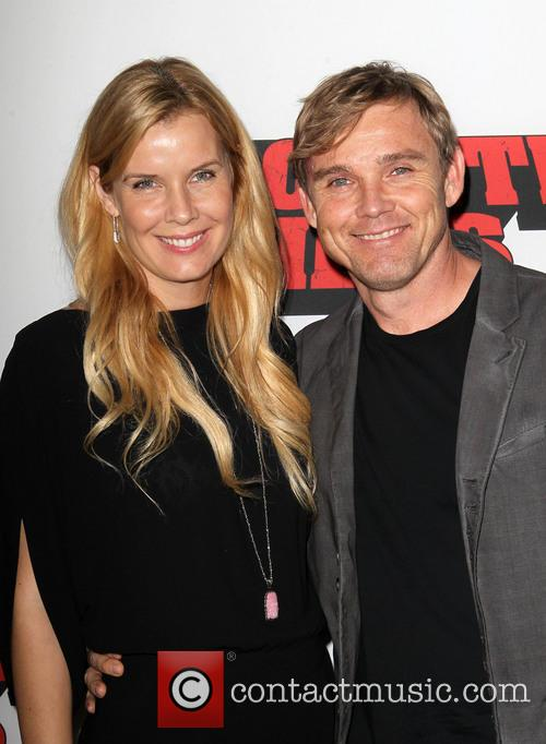 Andrea Schroder and Ricky Schroder 1