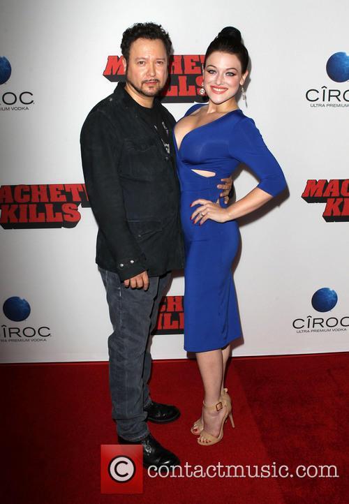 Carlos Gallardo and Gracie Rae 2