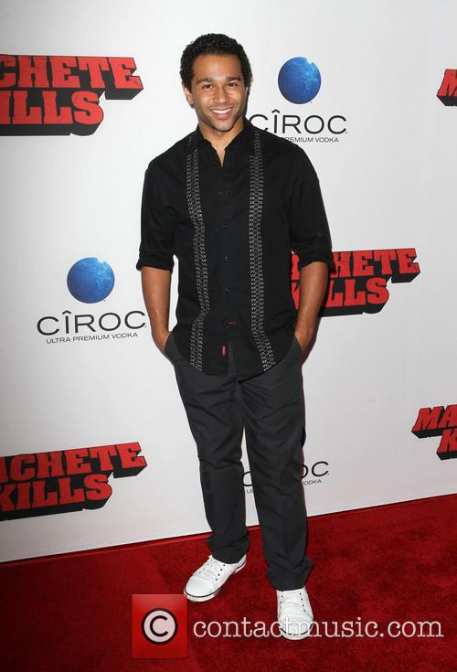 Corbin Bleu, Regal Cinemas L A  Live