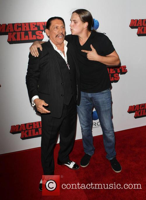 Danny Trejo and Jason Mewes 2