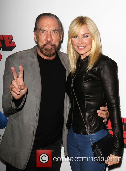 John Paul Dejoria and Eloise Broady 1
