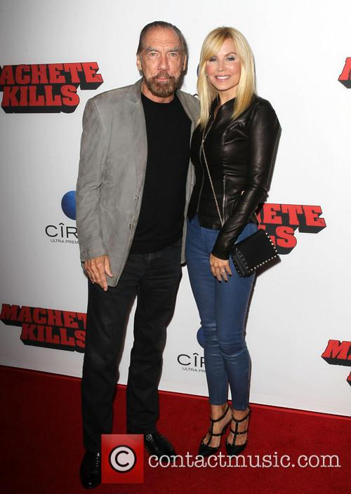John Paul Dejoria and Eloise Broady 2