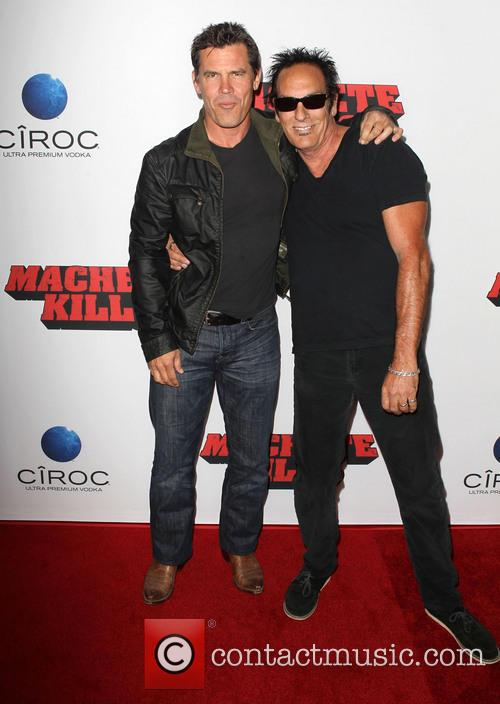 Josh Brolin and Guest 4