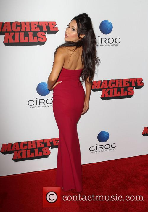 kea ho los angeles premiere of machete 3889500