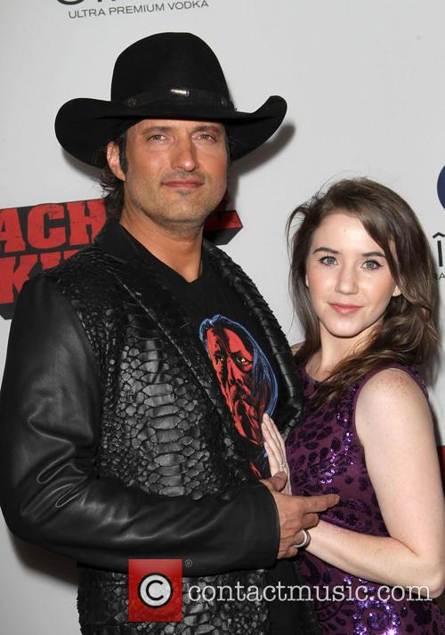 Robert Rodriguez and Marci Madison 6