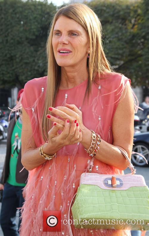 Louis Vuitton and Anna Dello Russo 7
