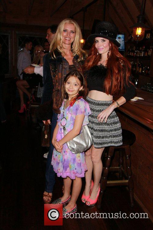 Phoebe Price and Guest 2