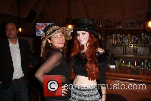 Phoebe Price and Guest 5
