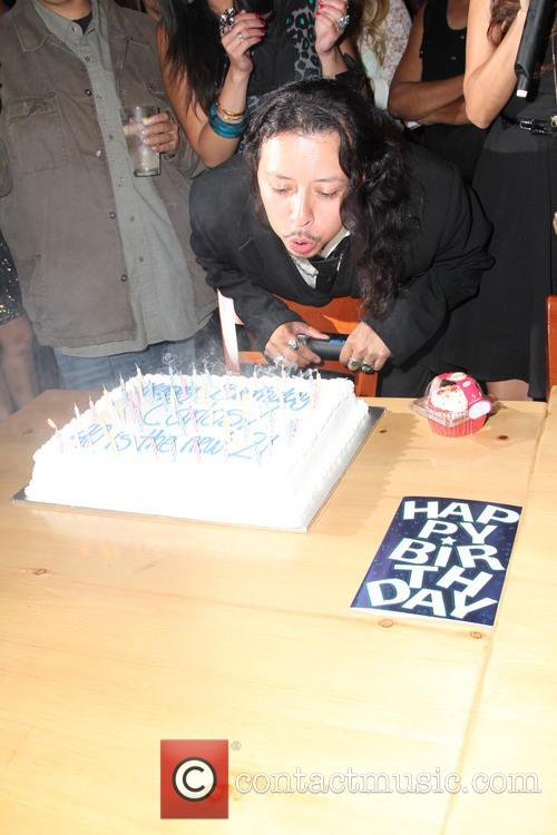 Carlos Ramzey Ramirez Birthday Party