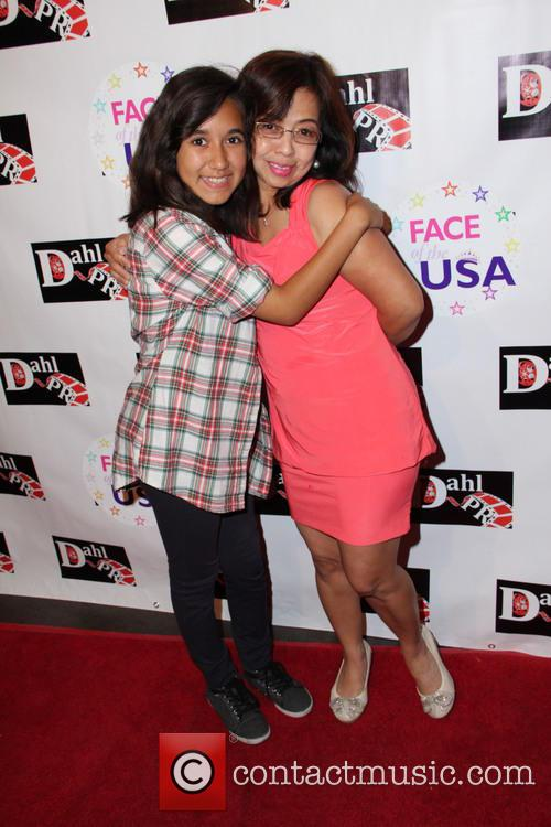 Trinity Marquez and Mollywood Hollywood 2