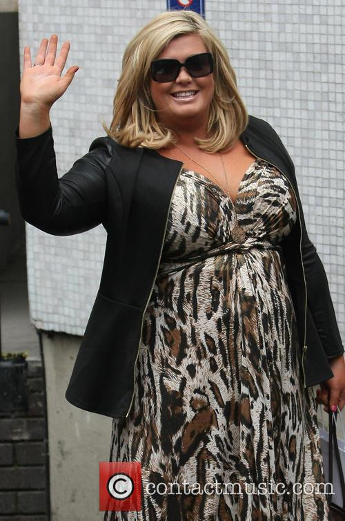 Gemma Collins Leaving the ITV Studios