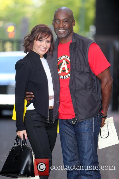 Patrick Robinson and Anya Garins 2
