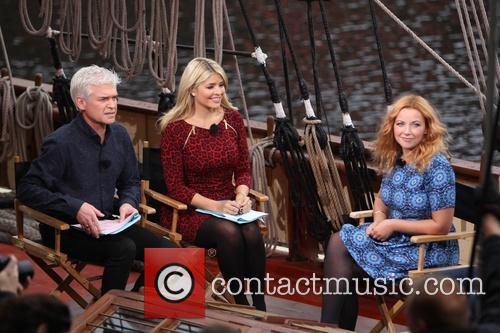 Charlotte Church, Holly Willoughby and Philip Schofield 6