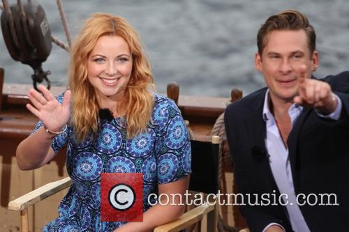 Charlotte Church and Lee Ryan 2